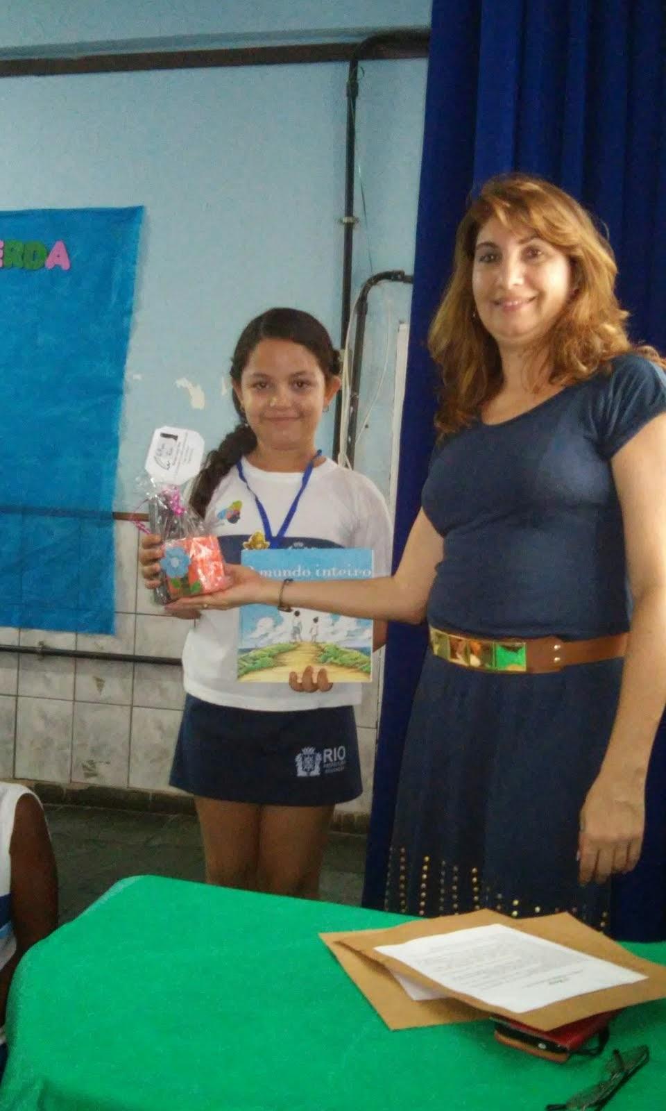 I Concurso O Pequeno Escritor