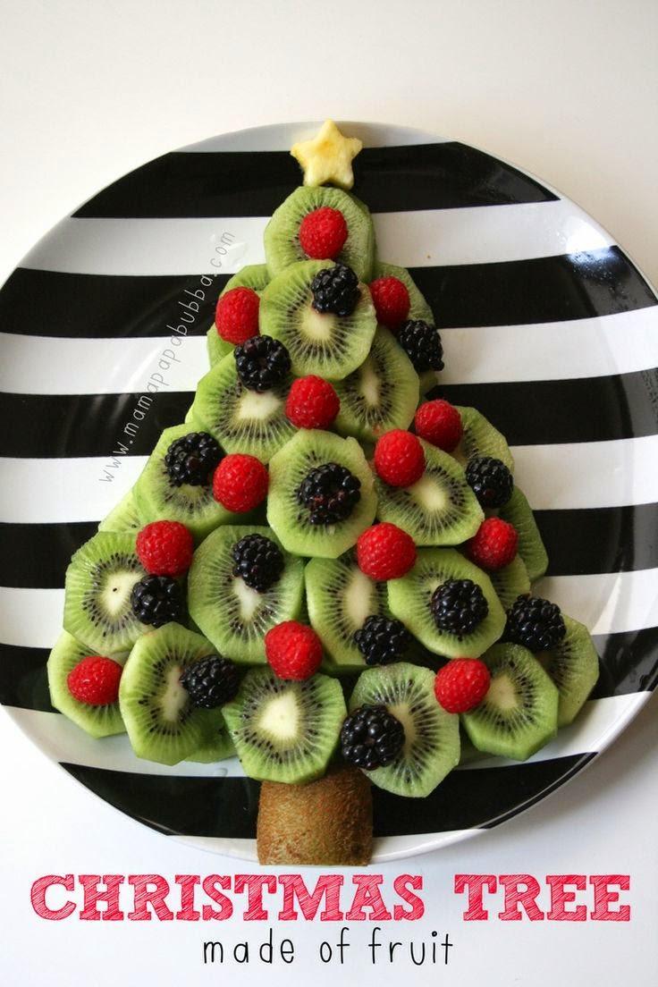 Preparar la fruta de forma original en Recicla Inventa