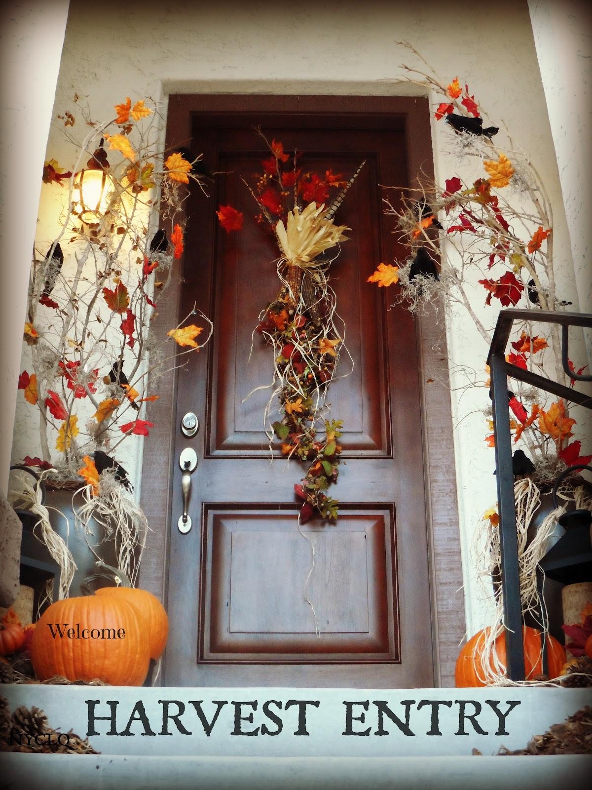 Diy outdoor fall decor - Diy Outdoor Fall Decor