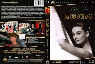 Carátula dvd: Una cara con ángel (1957) (Funny Face)