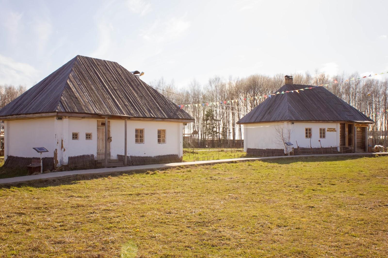 Калуга, Калужская область, Этномир, Русское подворье
