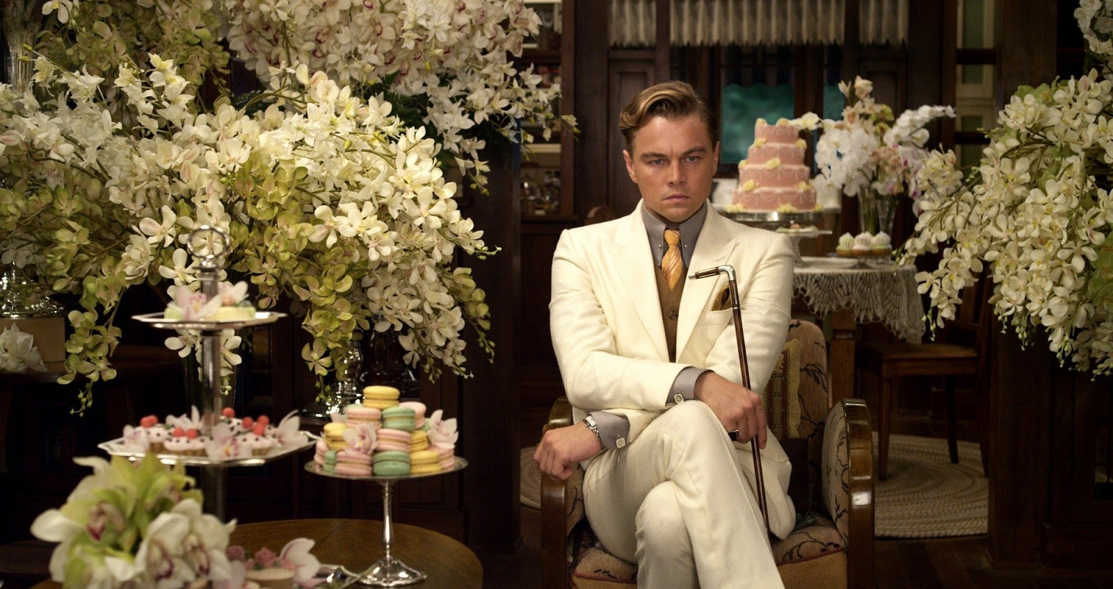 The Great Gatsby 2013 The Movie Marmite Man