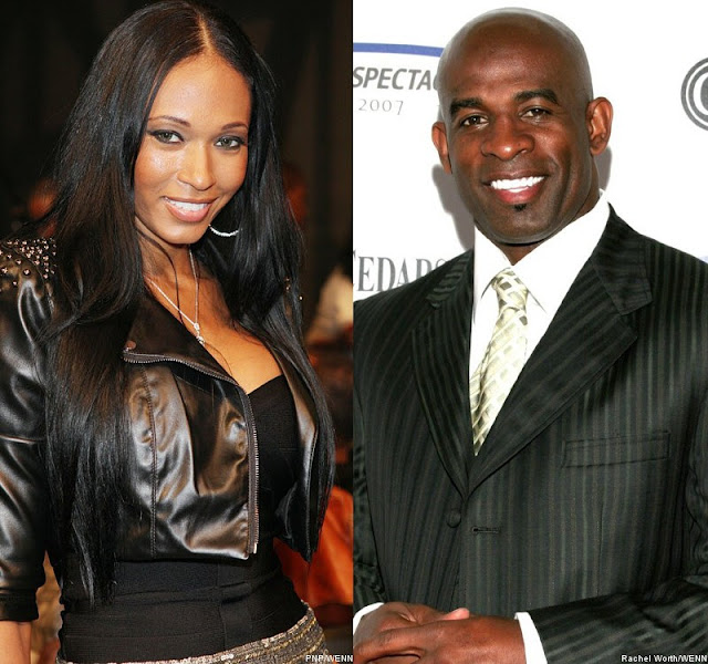 Deion and pilar sanders orce drama seems like the perfect plot for