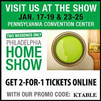 Savings for the Philadelphia Home Show