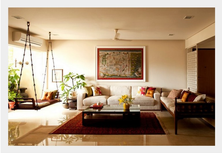 an indian summer bluekrit On modern house interior designs in india
