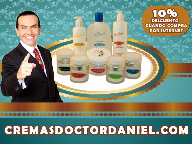 Cremas Doctor Daniel