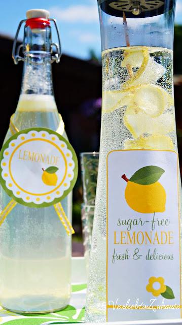 handmade Lemonade