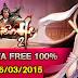 Webgame Ngao Du Thiên Hạ 2 - Close Beta không reset tặng 888.888 Kim Nguyên Bảo