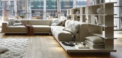 sala de estar moderna funcional