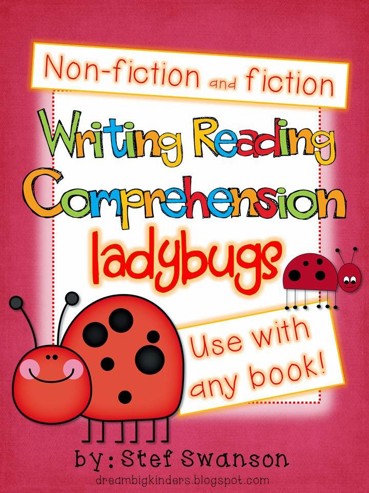 http://www.teacherspayteachers.com/Store/Stef-Swanson/Category/Comprehension-Writing-Reading