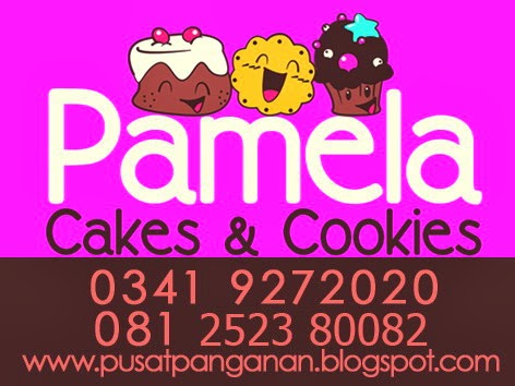 Pamela's kitchen Logo