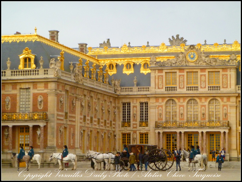Versailles TV series Canal+