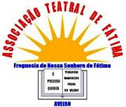 TEATRO DE FÁTIMA NO SALÃO CULTURAL
