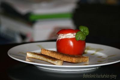 Bobešovic kuchařské výzvy