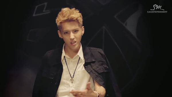 EXO Kris Growl