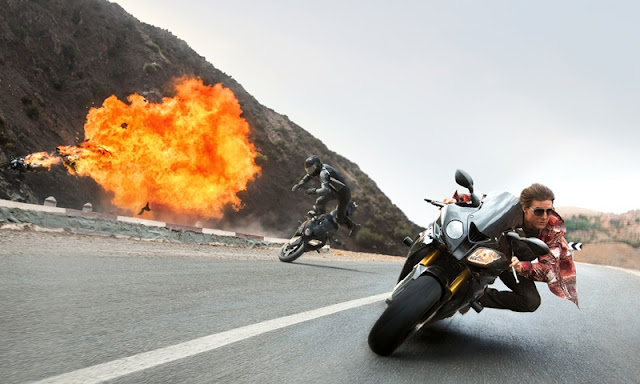 Mission Impossible - Národ grázlů (Mission Impossible - Rogue Nation) - Recenze