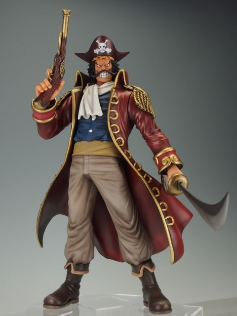 Portrait Of Pirates The Collection New Shots Of Gol D