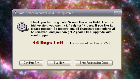 screen recorder gold 3