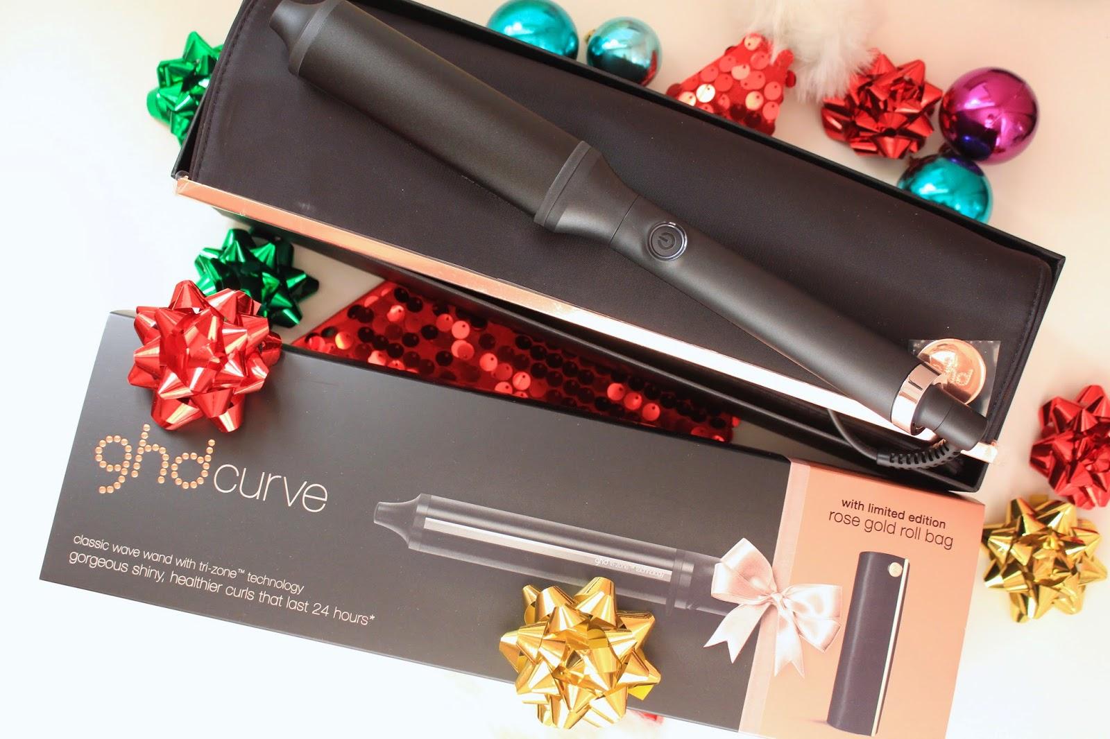 ghd curve wand