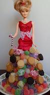 diy barbie blog: cookie & gumdrop centerpiece