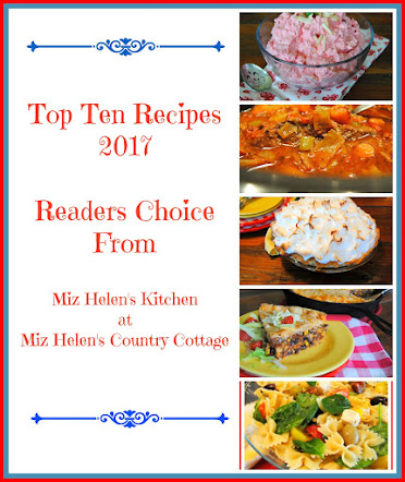 Top Ten Recipes 2017
