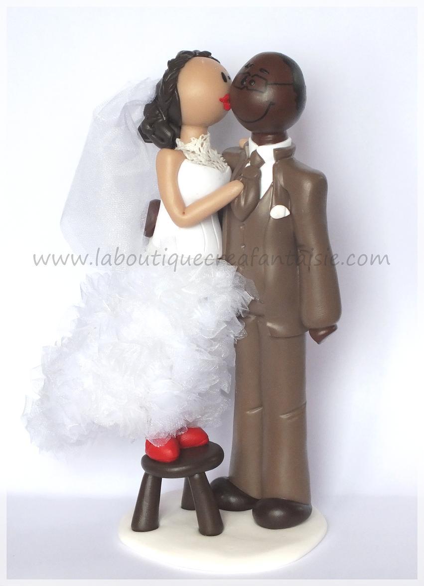 2010 - Figurine Mariage Mixte