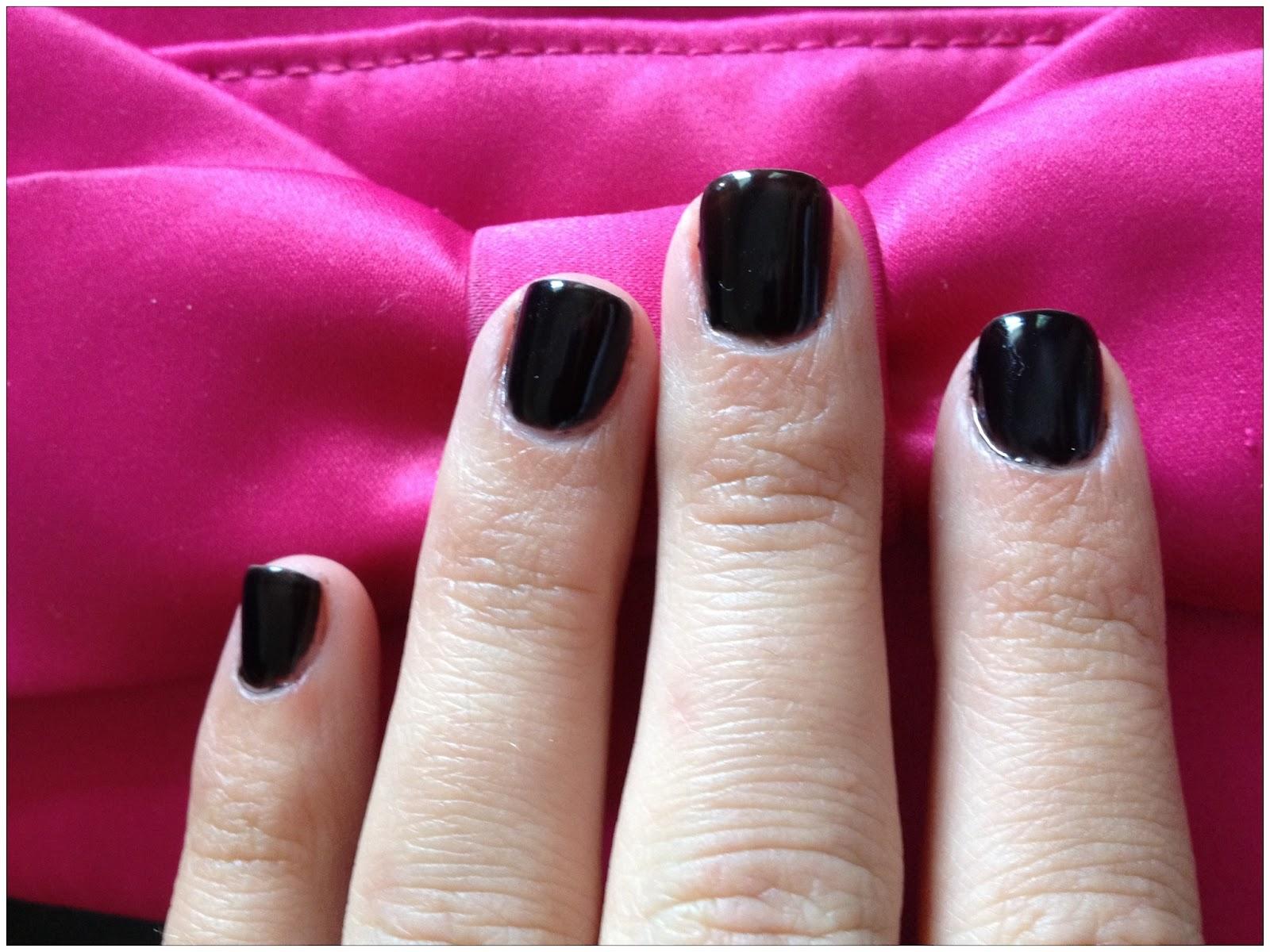 receding nail bed #10