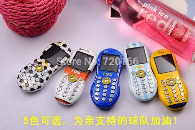 Crazy Chinese Mobile Phone