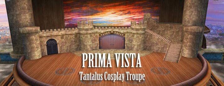 Prima Vista: Tantalus Cosplay Troupe