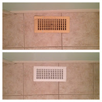 Bathroom vent