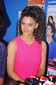 Rey Heroine Saiyami Kher Photos in Pink Top-thumbnail-15