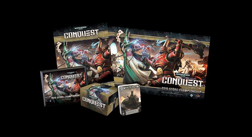 Torneos de Tienda Warhammer 40000 Conquest