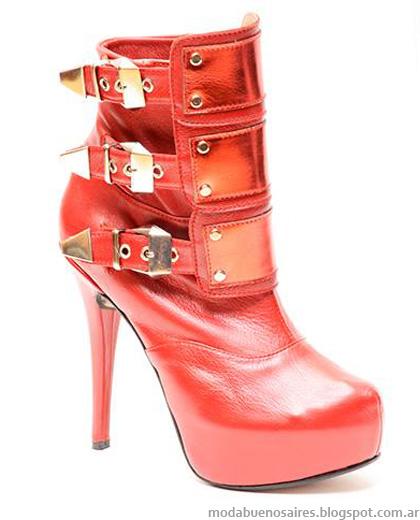Zapatos Micheluzzi otoño invierno 2014. Zapatos y botas invierno 2014. Moda 2014.
