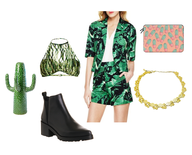 chloeschlothes - Cactus moodboard