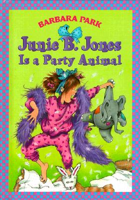 Junie B Jones Is A Party Animal Characters   Junie B  Jones Is A Party