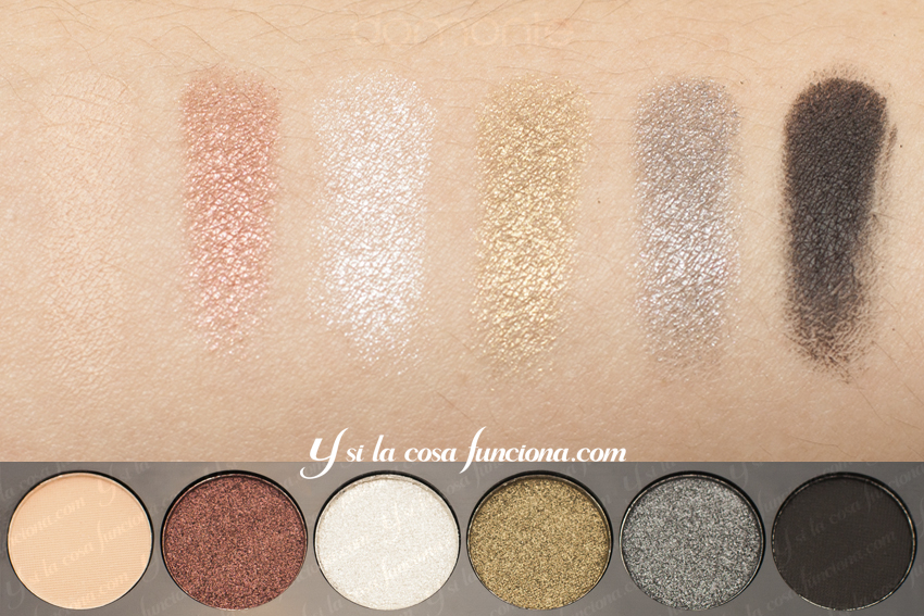 Swatches Firs Line Showstoppers Sleek