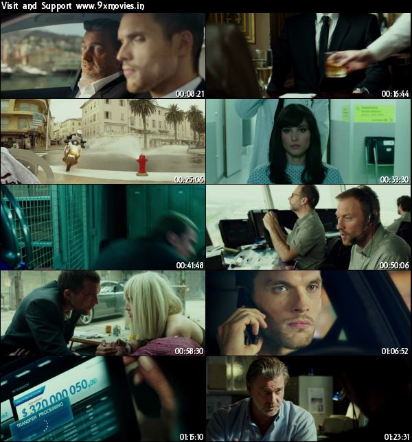 The Transporter Refueled 2015 Dual Audio DD 5.1ch 720p BRRip