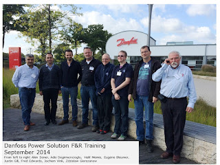 Danfoss Power Solutions Failure Analysis and Repair