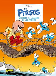 http://www.nuevavalquirias.com/los-pitufos-26-un-nino-en-la-aldea.html
