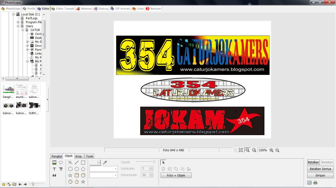 photoscape adalah foto menyenangkan dan mudah editing software yang ...