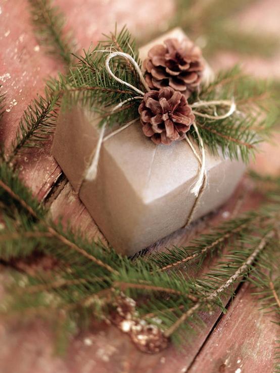 Preferenza Idee per impacchettare i regali di Natale | BLOSSOM ZINE BLOG VV93