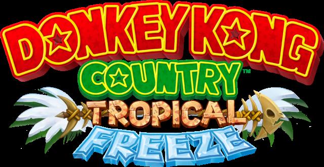 Resultado de imagem para donkey kong country freeze nintendo switch logo png