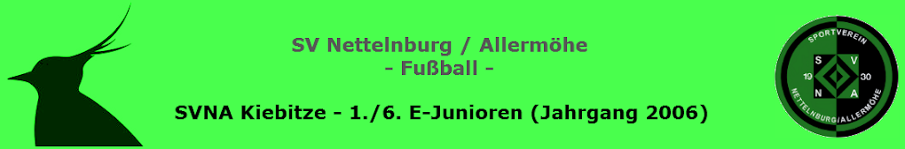 SVNA Kiebitze - 1./6. E-Junioren