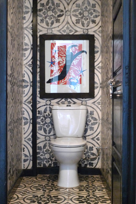 Happy habitat moroccan tile patterns - Idees deco toilettes ...