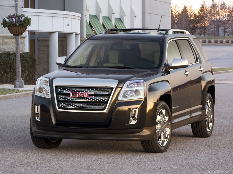2010 New GMC Terrain