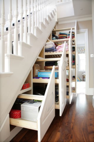 Stairway Decor Ideas On The Southern Eclectic Clever Staircase Ideas
