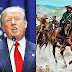 Hays Regiment, Texas Mounted Volunteers evocación de Trump contra México