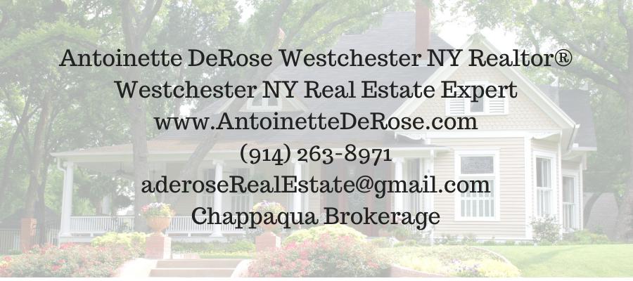 Antoinette DeRose Westchester NY Realtor® Trending Westchester NY Real Estate Expert