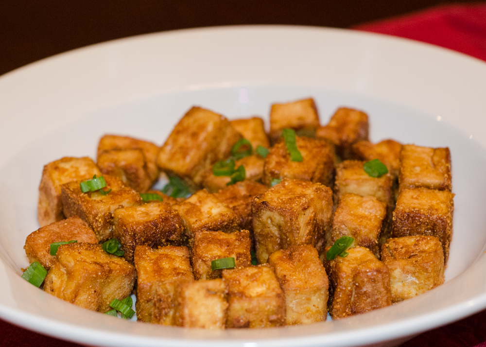 Crispy Pan-Fried Tofu Recipes — Dishmaps