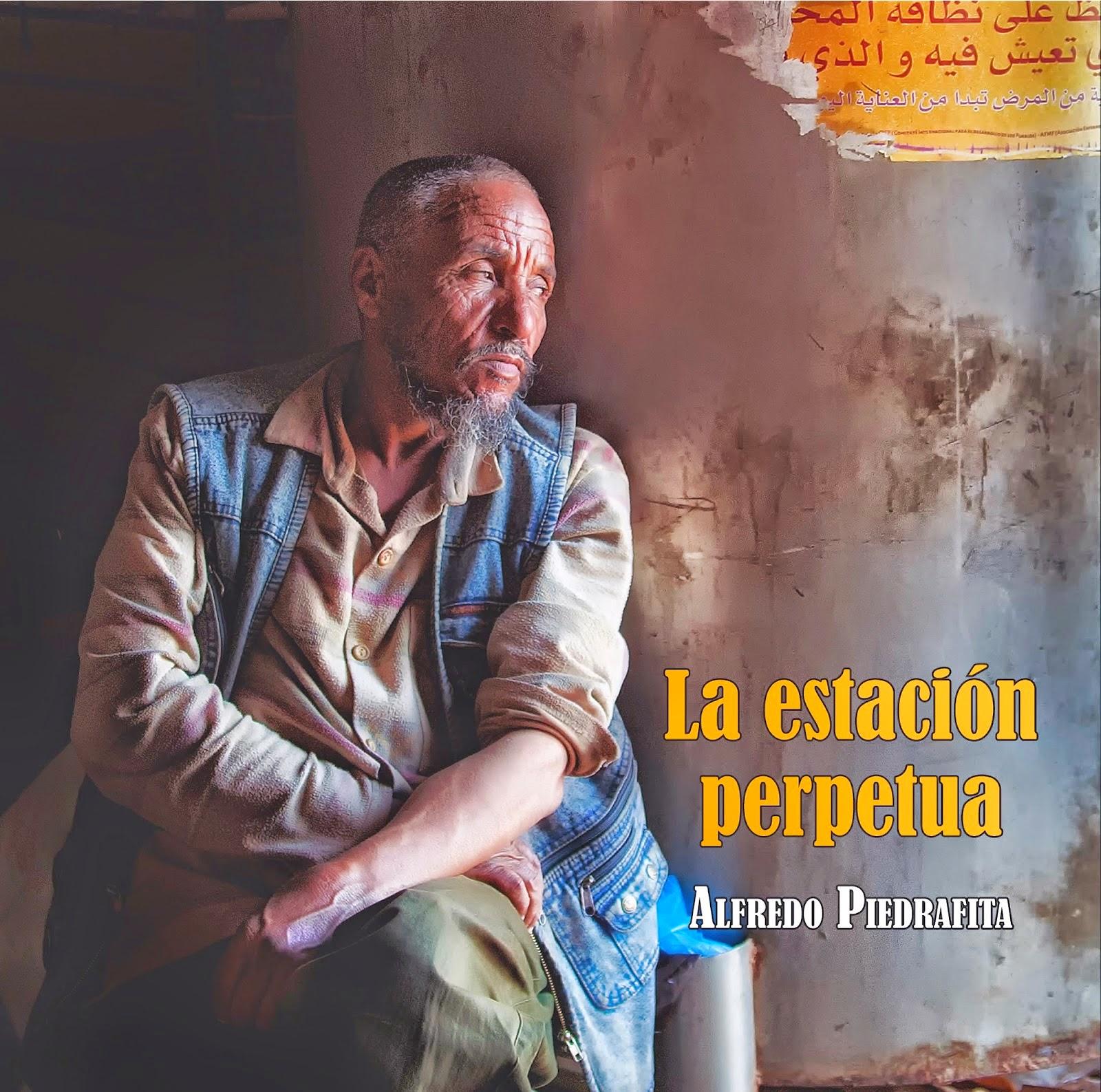 Alfredo Piedrafita, libro Sahara